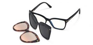 太陽眼鏡 Tom Ford FT5641-B eyewear on sale